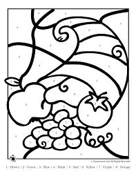free printable thanksgiving math coloring worksheets thanksgiving