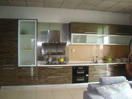 Painting Plastic Kitchen Cabinets Paint Wood Veneer Kitchen Cabinets Kitchen