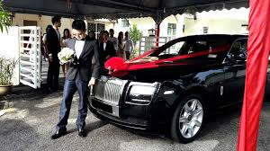 roll royce rent redorca malaysia wedding and event car rental rolls royce ghost