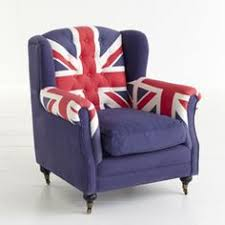 Union Jack Dining Chair Cool Chair Everything British Pinterest Union Jack