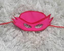 ready 2 ship pj masks owlette costume options wings mask