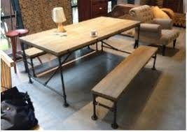 industrial square coffee table amazon com industrial square coffee table wood metal steel pipe