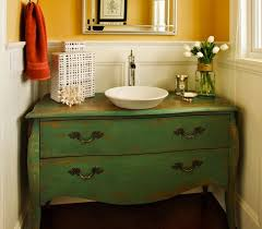 Painting A Bathroom Vanity Before And After by Painted Chest Paint Old Bathroom Vanity Tsc
