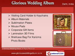 Photo Book Services Photo Album Photography Services And Albums By Glorious Wedding Album Delhi