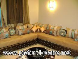 Photo Salon Marocain by Idee Deco Salon Marocain Moderne 1 Idee Deco Salon Marocain