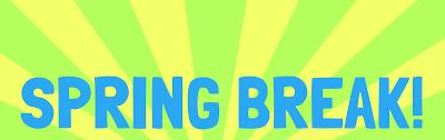 spring break clip art clipartion com