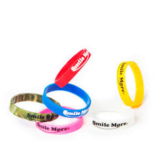 silicone bracelet wristband images Smile more silicone bracelets the smile more store jpg