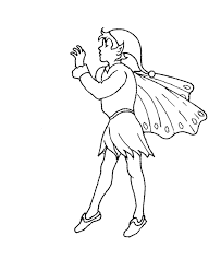 printable fairy coloring pages barbie fairy coloring pages free