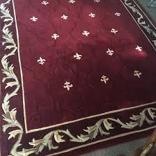 7 X 9 Wool Rug Find More Thick Pile Xl Wool Rug 7 U0027 X9 Ft Flur De Lies Design