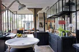 cuisine metal cuisine bois et metal maison design sibfa com