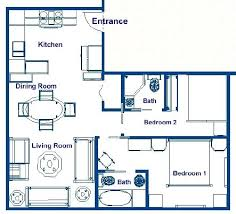 dining room floor plans open floor plan living room kitchen dining nicety info