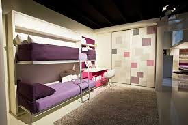 Bunk Beds In Wall You Can Pop One Or Both And Then Fold Them Back Into The