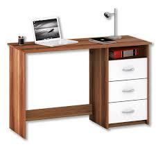 Breiter Schreibtisch Schreibtisch Weiß Braun U2013 Com Forafrica