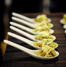 mango coconut chicken the saffron house canapes menu yuna