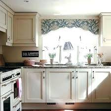 valance ideas for kitchen windows bay window valance valance for kitchen bay window bay window valance