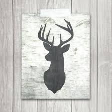 deer decor for home deer decor like this item deer antler wall decor burevestnik club