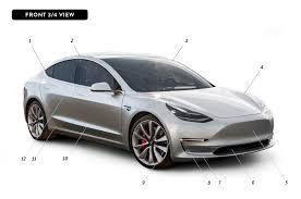 by design tesla model 3 automobile magazine