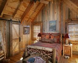 plantation home decor bedroom design sliding barn doors and wooden bedside table also