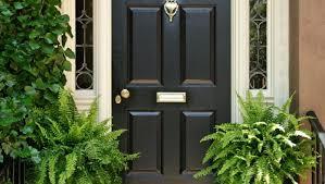 Metal Paint Exterior - paint metal front door red best exterior steel entrance painting