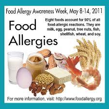 wellness news at weighing success food allergy awareness week may