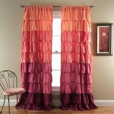ruffle window curtain lush décor www lushdecor com