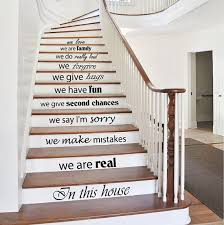 treppen angebote stair decals quotes stairway decals quote vinyl stickers lettering