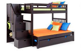 Bunk Bed Bob Keystone Stairway Bunk Bed With Bob O Pedic 6 Memory