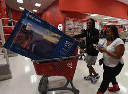element tv reviews target black friday millions of shoppers descend on stores for black friday deals ktla