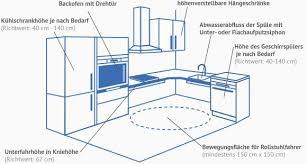 barrierefreie küche küchen barrierefrei planen traum küchen für alle käuferportal