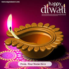 diwali cards write name on diwali greeting card wishes greeting card