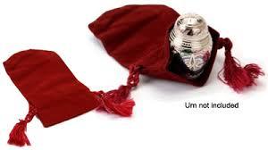 small keepsake urns small velvet pouch for keepsake urns