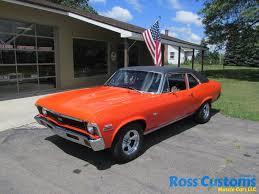 sold sold u2013 1972 chevrolet nova ss ross customs