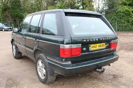 modified range rover classic land rover range rover 1995 south western vehicle auctions ltd