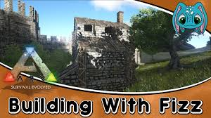 Build A Small House by Ark Survival Evolved Building W Fizz How To Build A Small