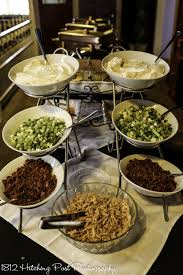 Toppings For A Mashed Potato Bar Appetizers