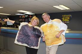 Halloween Costume Peanut Butter Jelly News12 Long Island Scribble Live