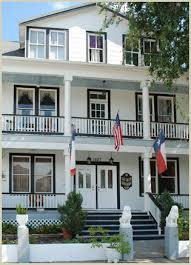 Bed And Breakfast In Texas Galveston Bed And Breakfast Lost Bayou Guesthouse A Colonial