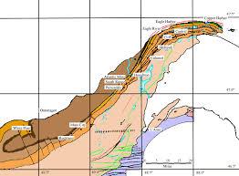 map of calumet michigan keweenaw michigan field trip