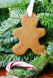 easy 3 ingredient cinnamon ornaments the kitchen is my playground