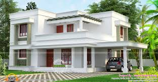 Kerala Home Design Contact by Simple But Beautiful Flat Roof House Kerala Home Design Bloglovin