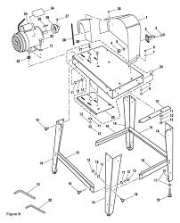 Ridgid Table Saw Parts Ridgid Bs14002 14