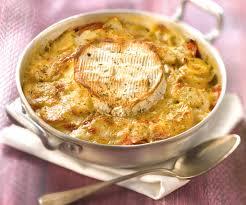 cuisine normande traditionnelle recette régionale gratin normand
