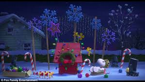 Snoopy Christmas Tree Decorations Uk by Peanuts Movie First Trailer Complete With Snoopy And Charlie Brown