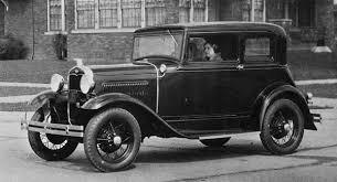 model a restorers club 1930 1931 closed