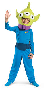 toy story halloween alien costume toy story child costume girls costume boys