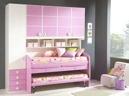 amazing design ideas of teen rooms come with pink color wooden bed