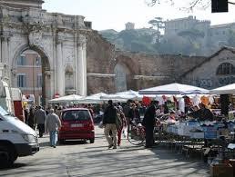 porta portese auto roma portaportese sleepingrome rome tourism