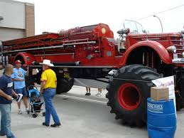 fire truck turned monster truck cool interesting