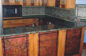 stainless steel countertops copper countertops kitchen