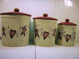 primitive kitchen canister sets 113 best canisters images on kitchen canisters